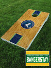 Premium Vinyl Decal Wraps (2) for Cornhole Bags Game- Minnesota Timberwolves MT1 on eBay