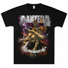 New: PANTERA - Cowboys From Hell (Black) Metal Concert T-Shirt