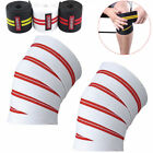 Sturdy Basketball Knee Bandage Guard Weight Lifting Knee Support Band Brace Pads