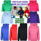 Gildan Kids AWD Hooded Sweatshirt Heavy Blend Childrens Plain Hoodie Blank Hoody