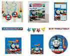 Thomas and Friends Birthday Party Tableware 2015 Range Decoration Items