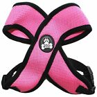 Choke FREE More Comfort X Harness Dog Puppy Cat Soft Mesh Small Medium Large