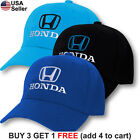Honda Logo Cap Hat Civic Accord S2000 Racing Fit CRV CRZ CRX Emblem Pilot