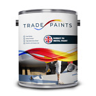 Metal Primer & Paint - 100's Of Colours - All Sizes