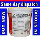 3x KA Tanking Slurry White/Grey Water Proofing Wall Sealer Waterproofer 25KG Tub