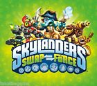 Skylanders SWAP FORCE New & Reposed Series 2 & 3 Single Figures - BNIP