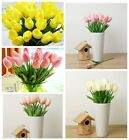 1/12/24  Nature Tulip Flower Wedding Latex Home Garden Bouquet Decor Fashion