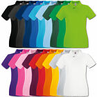 Fruit of the Loom Damen Poloshirt Lady-Fit Premium Polo T-Shirt Gr. XS - XXL