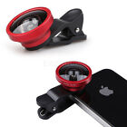 Universal Clip 0.4X Zoom Super Wide Angle Selfie Lens For Smart Mobile Phone HOT
