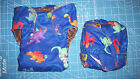 Set of 3 MamaBear - Prefold/Fitted Hybrid One Size Fits All Quick Dry Diaper