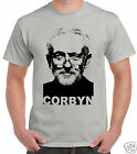 Original Jeremy Corbyn Stone-Grey T-Shirt Labour Party Socialist Leader