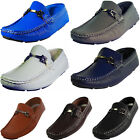 Mens Brixton Payne Summer Boat Shoes Casual Moccasins Slip on Loafers
