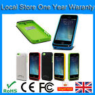 4200mAh External Portable Power Bank Backup Battery Charger Case For iPhone 5S 5