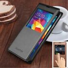Luxury Wallet S-VIEW Flip Soft Leather Case Cover For Samsung Galaxy S5& Note3