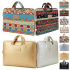 """Canvas Handle Bag 13""""13.3""""14.1""""15""""15.6"""" Laptop Sleeve Tote Case For Macbook Sony"""