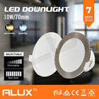 10W LED DOWNLIGHT KIT WARM & DAYLIGHT DIMMABLE / NON DIM 7 YR WARRANTY