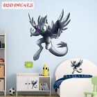 CUTE DRAGON WALL STICKER FOR KIDS ROOM LAPTOP CAR FURNITURE COMPUTER CASE XBOX
