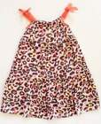 NWT Gymboree Cheetah Leopard Heart Print  Nightgown Size 2T