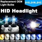 2 NEW! D1S 5K 6K 8K 10K Factory OEM HID Replacement Xenon Headlight Light Bulbs