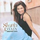 Shania Twain - Greatest Hits (CD) SHIPS NEXT DAY 21 Hits Party For Two
