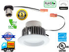 "Downlight LED Premium 12 X Smooth Trim Recessed Retrofit 4"" Dimmable Down Light"