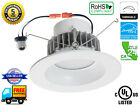 """Downlight LED Premium 12 X Smooth Trim Recessed Retrofit 6"""" Dimmable Down Light"""