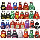 Wholesale Superhero Cape (1cape+1 mask) for kids birthday party favors and ideas