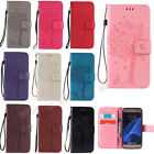 Fashion Flip Pattern Book Hybrid Stand KT  PU Leather Cover TPU Case For Samsung