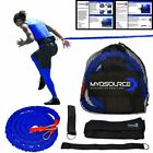 Acceleration Speed Cord Recoil Resistance Training Tool All Sports & Fitness