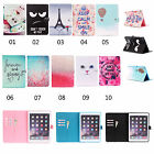 Portfolio Wallet Card Stand Leather Case Cover For APPLE iPad Samsung Tablet YB