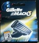 Gillette Mach 3 Brand New Shaving Cartridges Blades Worldwide Free Shipping