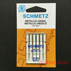 Sewing Machine Needles Schmetz choose type and size 10% off for 2 packs or more
