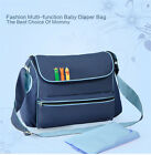 Baby Diaper Nappy Backpack Changing Bag Mummy Tote Outdoor Handbag Shoulder Bags