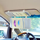 New TFY Car CD Storage Holder Sun Visor, Triple-layer for 30pcs CD DVD Disks