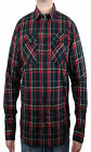 NEW WITH TAGS Alpinestars OXFORD Long Sleeve Flannel Black MEDIUM LIMITED RARE