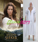 Legend of the Seeker Kahlan Amnell Confessor Dress Costume Halloween Costume