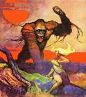 Kong Print Art by Frank Frazetta