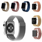 Milanese Magnetic Loop Watch Bands Wrist Band For Apple Watch /Edition/Sport