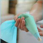 Внешний вид - 3Size Silicone Reusable Icing Piping Cream Pastry Bag DIY Cake Decorating Tools