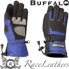 BUFFALO TRACKER BLACK BLUE KIDS CHILDS MOTORCYCLE MOTORBIKE QUAD DIRTBIKE GLOVES