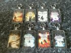 Stephen King The Dark Tower Jumbo Keyring. NEW. Choice of Design