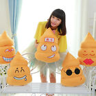 Amusing Emoji Emoticon Cushion Poo Shape Pillow Stuffed Dolls Toys Throw Pillow
