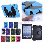All-Terrain Military Heavy Duty Shockproof Tough Case Cover for iPad Mini 1 2 3