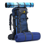 60L Outdoor sport Camping Backpack Waterproof High-capacity Nylon Travelling Bag