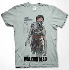 The Walking Dead Target Walker T-shirt Zombie apocalypse Men Shirts