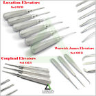 Luxation Extraction Elevator Warwick James Coupland Root Canal Elevator Tool