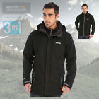 Regatta Men's Telmar Waterproof 3 in 1 Triclimate Jacket - Authorised Dealer