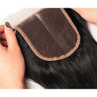 100% human hair brazilian virgin top lace hair closures unprocessed body wave