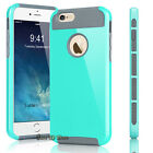 For Apple iPhone 6 & 6s Plus Hybrid Shockproof Impact Bumper Hard Case Cover 4.7
