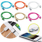 Braided Micro USB Charging Cable Magnetic Adapter Charger for Android Samsung S7